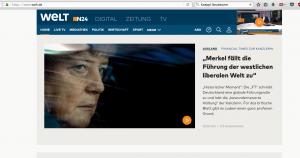 Briten brauchen Kanzlerin Merkel  2017-01-03 um 13.07.08