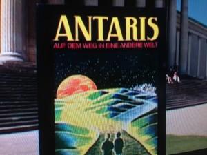Buch ANTARIS