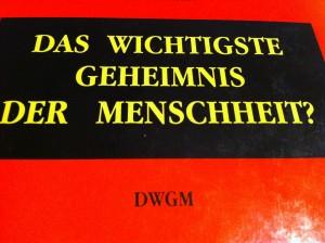 Buch DWGM von 1994