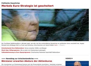 Film-Beweis: gewarnt vor dem EURO in 1997